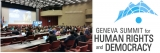EPDP Attends 9th Geneva Summit for Human Rights and Democracy