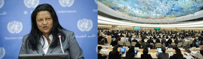 UN Report Exposes Eritrea's Continued Gross Violations of Human Rights