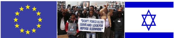 EPDP Asks European Union to Help  Eritrean Refugees Stranded in Israel