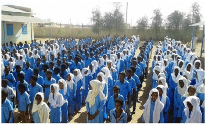 Wad Sherifey Eritrean Refugee School in  Eastern Sudan Ends 35th Academic Year