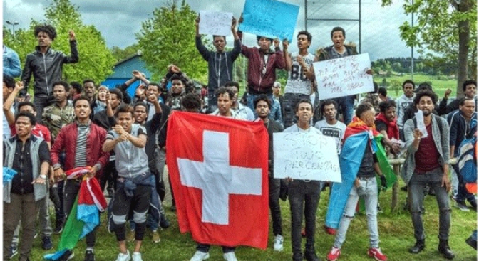 Switzerland Intends to Expel Eritrean  Refugees Holding Political Asylum