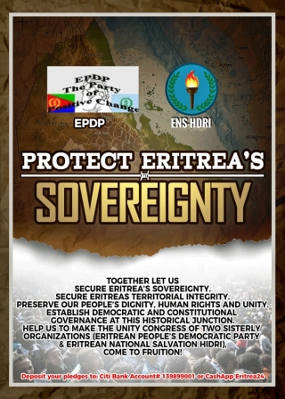 Protect Eritrean Sovereignty