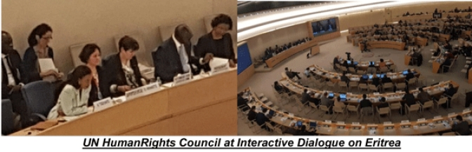 Eritrea Opposed to Persistent International Calls, Eritrea Continues to Violate People's Rights