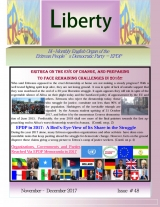 Eritrea Liberty Magazine Issue 48