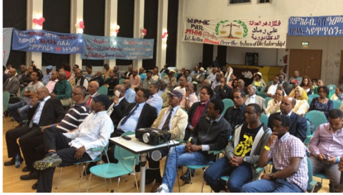 Eventful 3-Day Eritrea Festival 2017 Conducted  with Notable Success in Frankfurt This Weekend